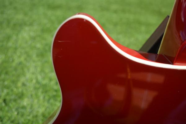 Rickenbacker 360 RUBY RED.