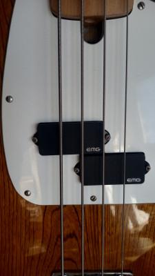 EMG P (Pastillas Activas P Bass)