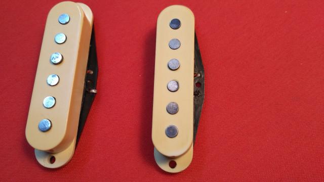 pastillas stratocaster vintage japan 70´s