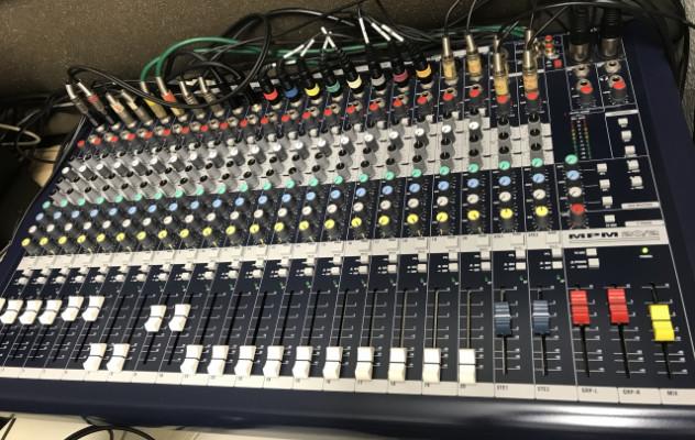 Soundcraft MPM 20/2