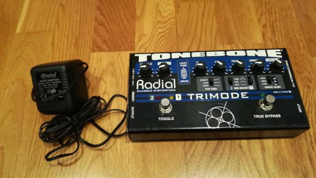Radial Tonebone Trimode. Con envío incluido.