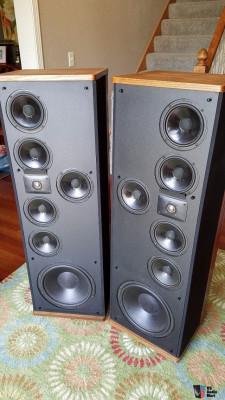 Altavoces Polk Audio SDA SRS 3.1 (Audiófilo)
