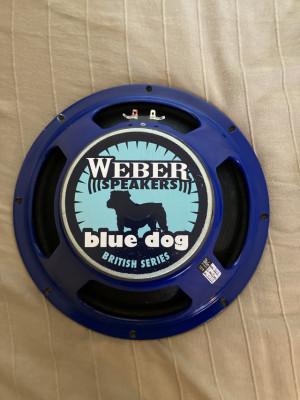 altavoz Weber Blue Dog