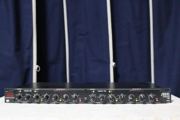Compressor Gate DBX 266 XL