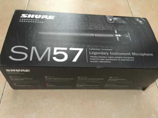 Micrófono Shure SM 57 LCE