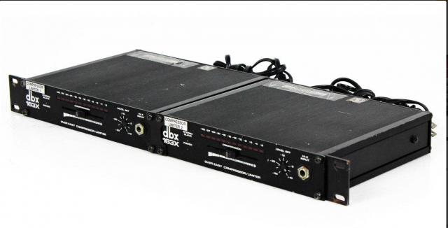 DBX x series (163X , 463X, 563 X...) Orejas de Rack / Rack kit
