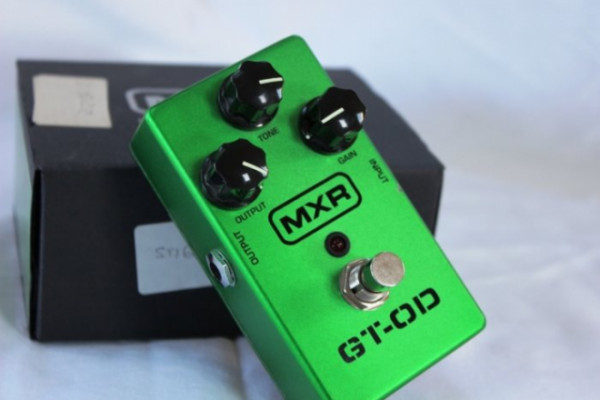 Overdrive MXR GT-OD