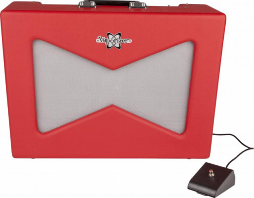 O cambio Fender Vaporizer Red Rocket