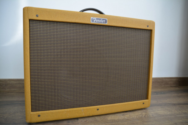 ¡NUEVO! Fender Blues Deluxe Reissue