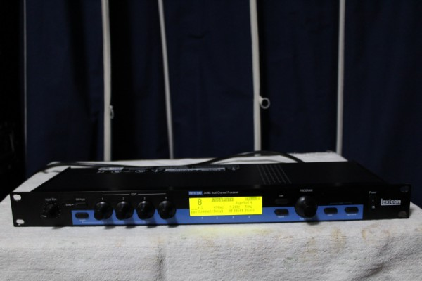 Reverb Lexicon MPX 500