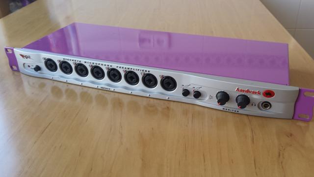 Interfaz Aardvark Q10 con tarjeta PCI y cable