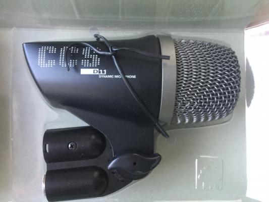 Micrófono AKG D11 CCS