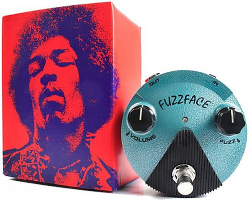 FUZZ FACE MINI JIMI HENDRIX