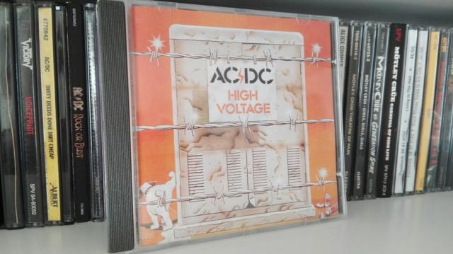AC/DC de coleccionista
