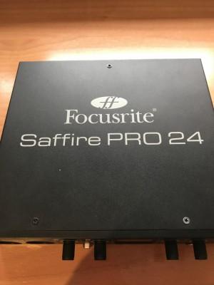 Focusrite Saffire Pro 24