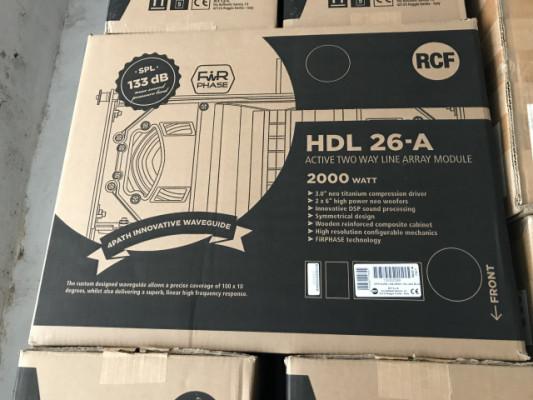 Rcf Hdl26A line array