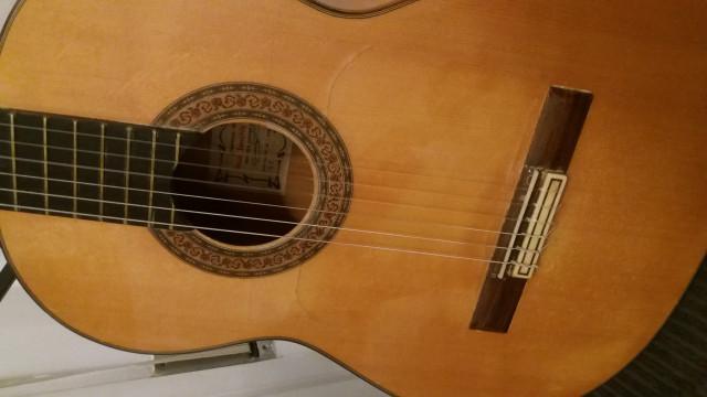 Guitarra Hnos Sanchis Lopez
