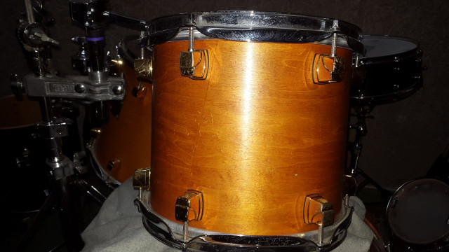 Timbal base Yamaha maple custom