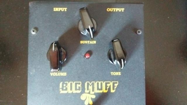 Electro Harmonix Big Muff Pi (Ruso)