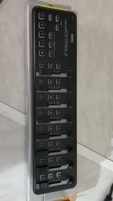 Korg Nano Control 2