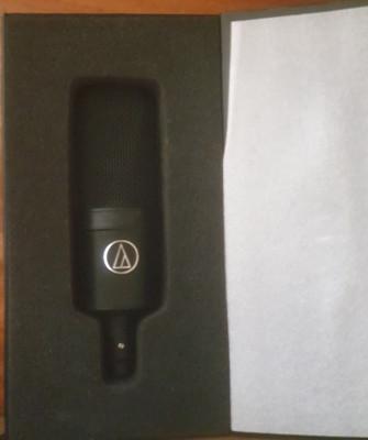 Micro Audio Technica 4033a