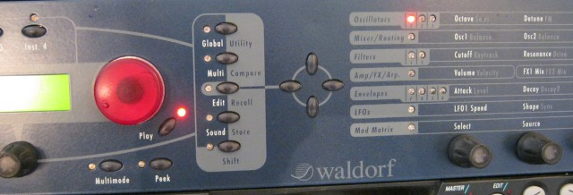 Waldorf MicroQ REBAJADO