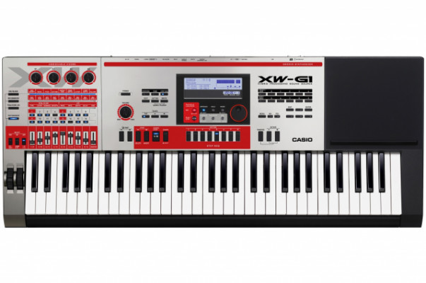 Casio xw g1