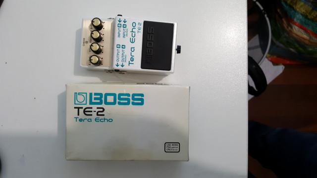 Boss Tera Echo TE2