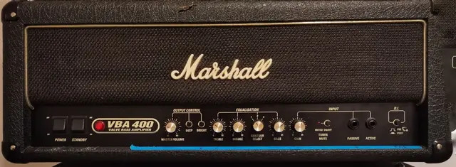 Marshall VBA400 ampli de bajo