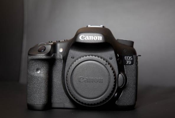 o Cambio Equipo Fotográfico Canon - Nuevos Cambios