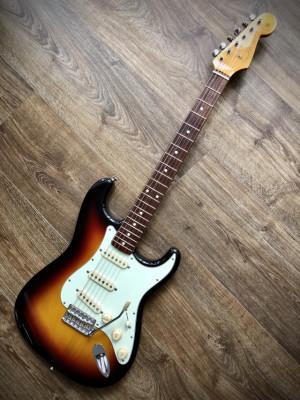 Fender Stratocaster japan (cij) mástil 60s