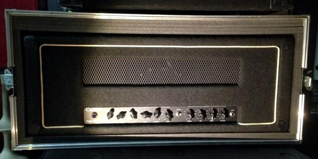 Amplificador carvin
