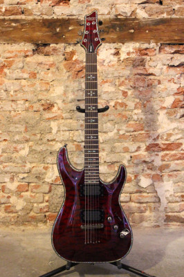 Schecter Hellraiser C-1P Black Cherry (B-Stock)