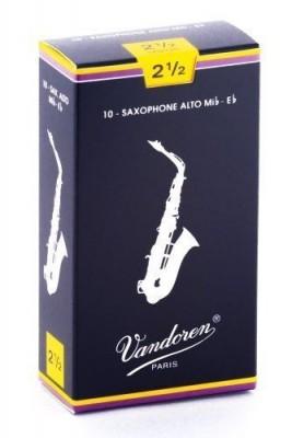 Cañas VANDOREN para clarinete y saxofón