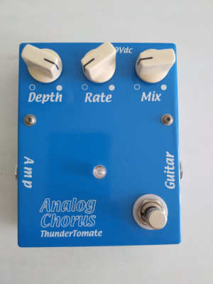 Analog Chorus Thundertomate