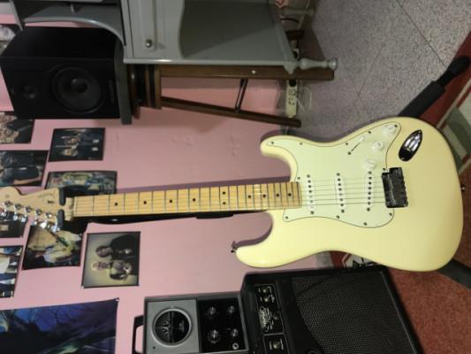 Fender Stratocaster Standard USA Olympic White 2006