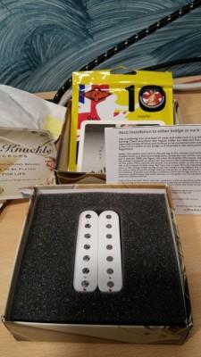 Pastilla BAREKNUCLE Painkiller 7 puente + regalo