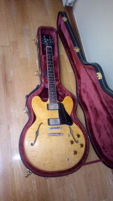 estuche de calidad para guitarra 335. envio incluido!