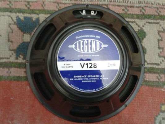 ALTAVOZ EMINENCE LEGEND V128