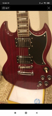 Fenix SG red devil