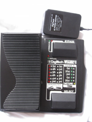 DigiTech Whammy II pitchshifter harmony Discontinued 1990