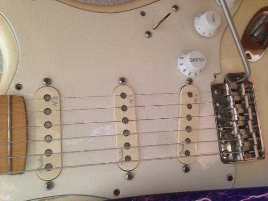 Pastillas Fender N3 Juego completo