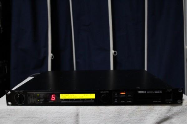 Reverb YAMAHA SPX 990