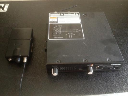 IN EAR SHURE PSM600