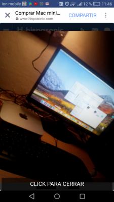 Ordenador Mac mini