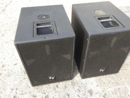 2 Subgraves Electro Voice SbA760
