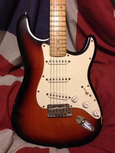 Fender Stratocaster USA 1995