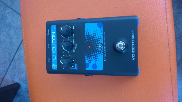 Helicon VoiceTone H1 Intelligent Harmony de TC