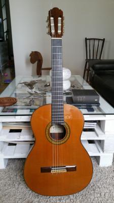 Kohno Model 20 1972 - Guitarra clasica de 1ª de Concierto