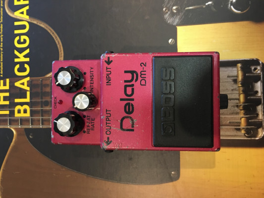 Boss DM-2 Delay Analógico